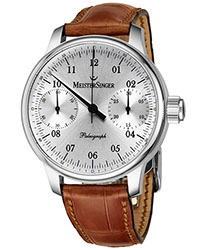 MeisterSinger Paleograph Men's Watch Model: ED-SC101