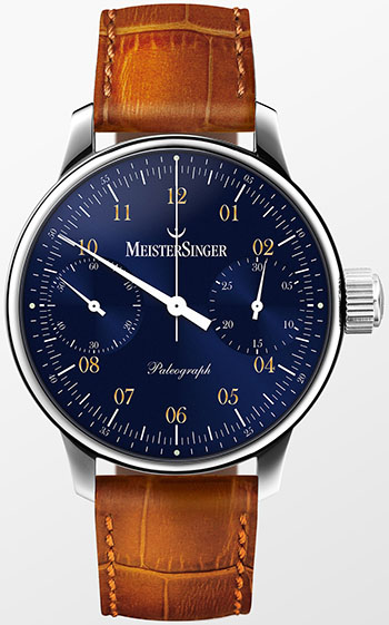 MeisterSinger Paleograph Men's Watch Model SC108
