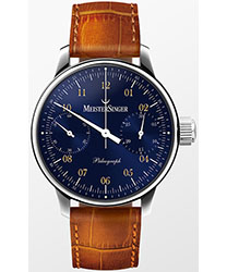 MeisterSinger Paleograph Men's Watch Model: ED-SC108