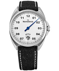 MeisterSinger Metris Men's Watch Model: ME901
