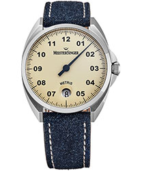 MeisterSinger Metris Men's Watch Model ME903