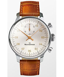 MeisterSinger Singular Men's Watch Model MM401G