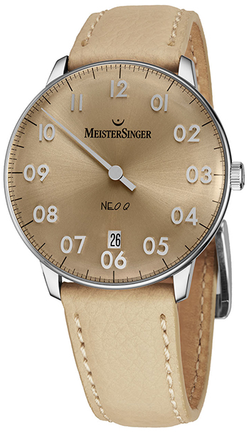 MeisterSinger Neo Men's Watch Model NQ903