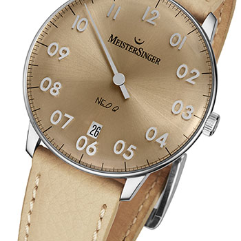 MeisterSinger Neo Men's Watch Model NQ903 Thumbnail 2