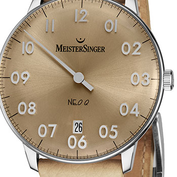 MeisterSinger Neo Men's Watch Model NQ903 Thumbnail 3