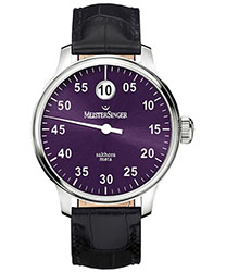 MeisterSinger SalthoraMeta Men's Watch Model: SAM9010