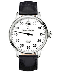 MeisterSinger SalthoraMeta Men's Watch Model SAM901