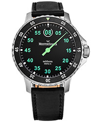 MeisterSinger Salthora Men's Watch Model: SAMX902GR