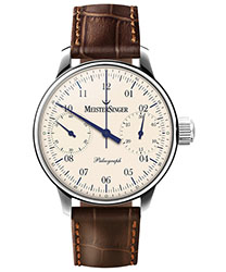 MeisterSinger Paleograph Men's Watch Model SC103
