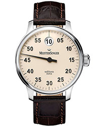 MeisterSinger Salthora Men's Watch Model SH903