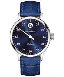 MeisterSinger Salthora Men's Watch Model: SH908