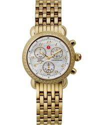 Michele Watch CSX Ladies Wristwatch
