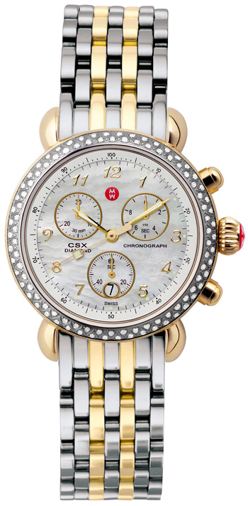 Michele Watch Csx 36 Diamond Ladies Watch Model Mww03c000333
