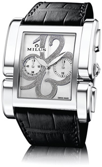 Milus Apiana Chronograph Ladies Watch Model APIC001F