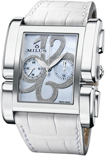 Milus Apiana Chronograph Ladies Watch Model APIC003F