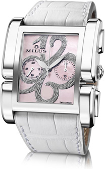 Milus Apiana Chronograph Ladies Watch Model: APIC004