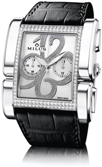 Milus Apiana Chronograph Ladies Watch Model: APIC006