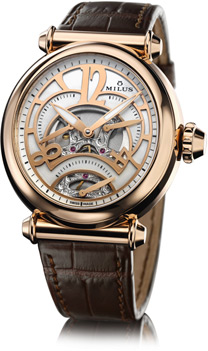 Milus Merea TriRetrograde Seconds Ladies Watch Model: MER401F