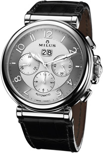 Milus Zetios Men's Watch Model ZETC006F