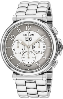Milus Zetios Men's Watch Model ZETC008
