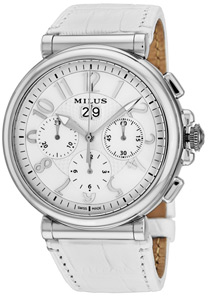 Milus Zetios Ladies Watch Model: ZETC020F