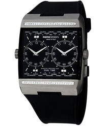 Momo Design Dual Time GMT Mens Wristwatch