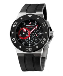 Momo Design Tempest Mens Watch Model MD1004-01BKRD-R
