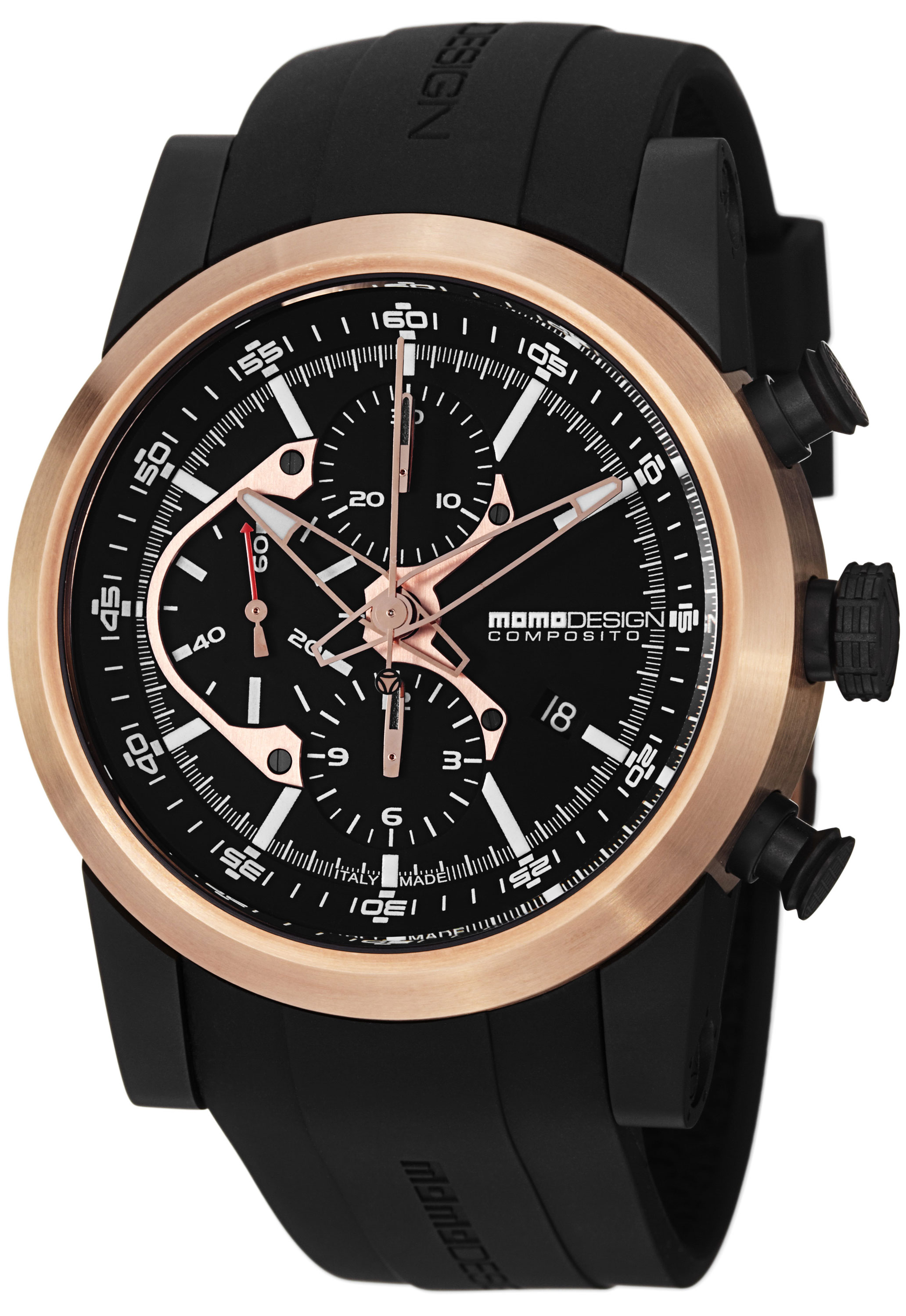 chronograph gold men en steel for watches design leen buy ae stainless