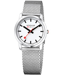 Mondaine Simply Elegant Unisex Watch Model A400.30351.16SBM