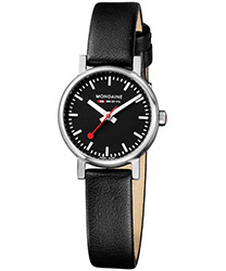 Mondaine Evo Petite Ladies Watch Model: A658.30301.14SBB