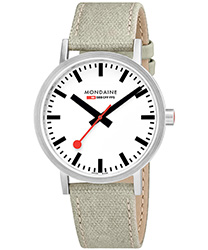 Mondaine Classic Men's Watch Model A660.30360.16SBG