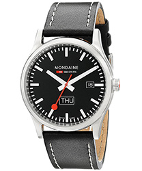 Mondaine Sport Day Date Men's Watch Model: A667.30308.19SBB