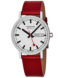 Mondaine Classic Men's Watch Model A6673031411SBC