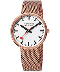 Mondaine Mini Giant Ladies Watch Model A763.30362.22SBM
