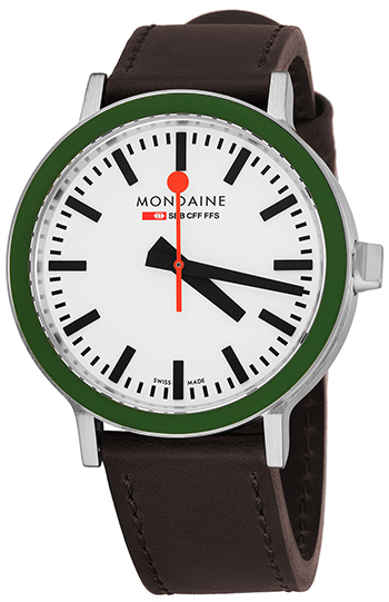 Mondaine Stop 2 Go Men's Watch Model A950030363HSET