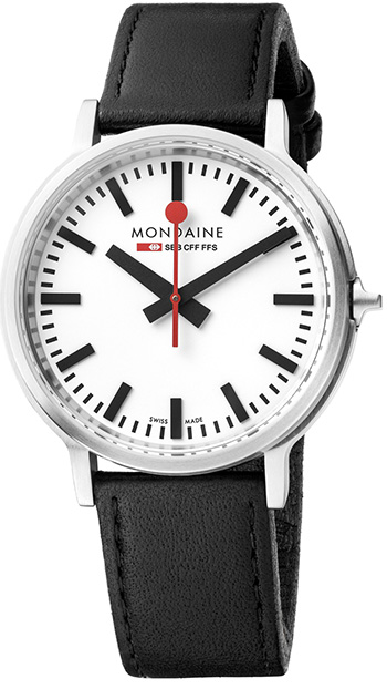 Mondaine Stop 2 Go Men's Watch Model MST.4101B.LB