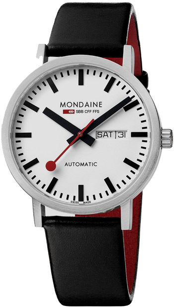 Daily Deal Mondaine Classic Automatic Model A132.30359.16SBB