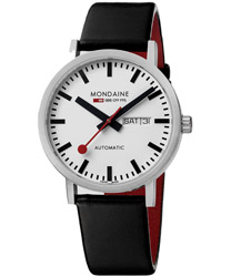 Mondaine Classic Automatic Men's Watch Model A132.30359.16SBB