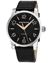 Montblanc Timewalker Men's Watch Model 101511
