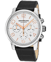 Montblanc Timewalker Men's Watch Model 101549