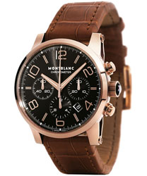 Montblanc Timewalker Men's Watch Model 101565