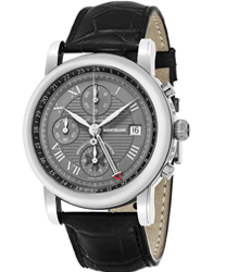 Montblanc Star Automatic XXXL Chronograph Mens Wristwatch