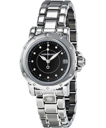 Montblanc Sport Ladies Watch Model 102363