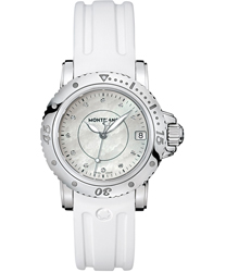 Montblanc Sport Ladies Watch Model 103893