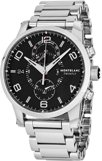 Montblanc Timewalker Men's Watch Model 104286