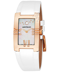 Montblanc Profile Elegance Ladies Watch Model 104288