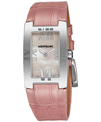 Montblanc Profile Elegance Ladies Watch Model 104293