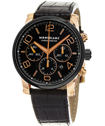 Montblanc Timewalker Men's Watch Model 104668