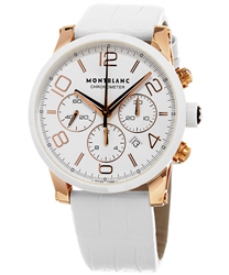 Montblanc Timewalker Men's Watch Model 104669