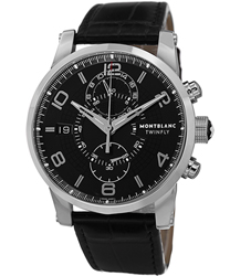 Montblanc Timewalker Men's Watch Model 105077